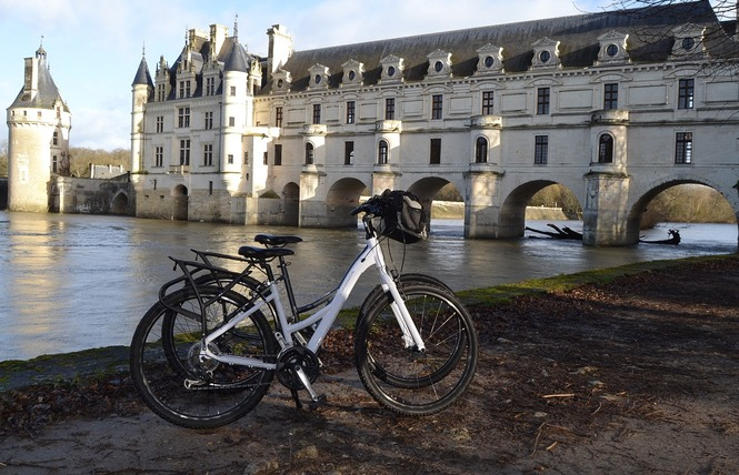 Loire Valley Cycling 1 - Civray-de-Touraine